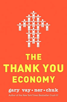 cover image for The Thank You Economy
