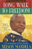The Cover image of Long Walk to Freedom, Nelson Mandela's Autobiography