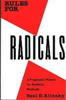 rules for radicals saul alinsky cover image