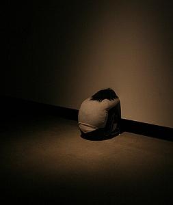 Taiyo Kimura's Untitled (Stool for Guard)