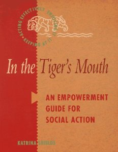 the cover image of katrina shields in the tigers mouth
