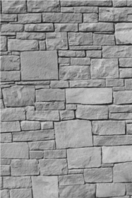 a picture of a stone wall