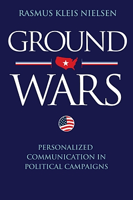 the cover image of ground wars